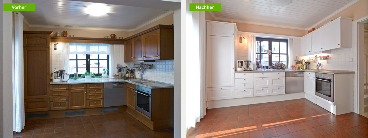 Alte Küchenmöbel Streichen